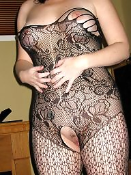 Milf lingerie, Wife, Fishnet, Amateur stockings, Lingerie, Body