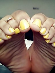 Ebony feet, Ebony, Feet, Black feet