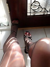 Feet, Nylon feet, Granny, Grannies