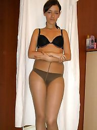 Pantyhose, Teen pantyhose, Camel toe, Legs, Leggings