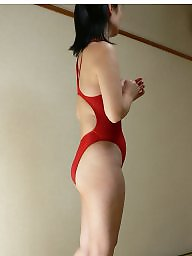 Mature swimsuit, Swimsuits, Swimsuit, One piece swimsuit, One piece, Asian mature