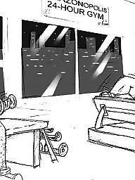 Femdom cartoon, Femdom art, Cartoons, Femdom, Cartoon femdom, Femdom cartoons