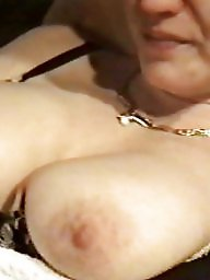 Cleavage, Mature cleavage, Big boobs mature, Mature busty, Titten, Big mature