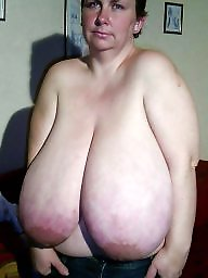 Old saggy boobs