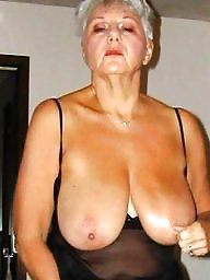 Granny boobs, Granny, Bbw granny