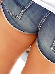 Teen shorts, Hidden cam, Summer, Shorts, Short shorts, Short