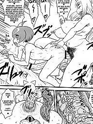 Group sex, Asian, Sex cartoons, Asian group, Cartoon