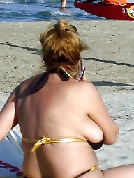 Granny, Mature beach, Granny boobs, Granny beach, Grannies