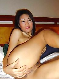 Asian wife, Asian, Brunette wife, Asian amateur, Body