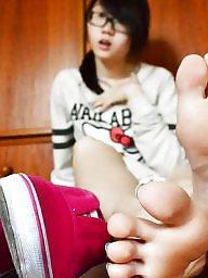 Gallery, Foot