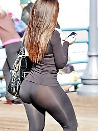 Big booty, Yoga pants, Yoga
