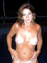 Mature nipples, Doll
