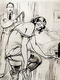Old cartoon, Bdsm cartoons, Vintage cartoons, Vintage bdsm, Old cartoons, Bdsm cartoon