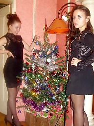 Christmas, Pantyhose