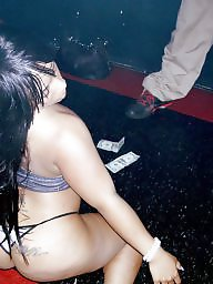 Thick voyeur, Thick ebony, Thick blacks, Thick black strippers, Redbone ebony, Public stripper