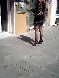 Voyeur heels, Stockings high heels, Stocking high heels, Stocking cam, High stockings, High heels stocking