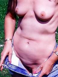 Mature outdoor, Mature public, Outdoors, Outdoor mature