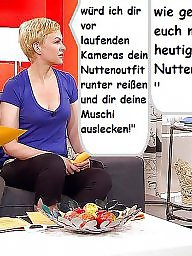 German captions, German, German celebrity, Celebrity caption, Celebrity captions, Caption