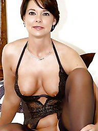 Cougars, Cougar, Mature stocking, Mature stockings