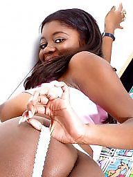 Black teen, Ebony teen, Pink, Pretty, Black teens, Ebony teens