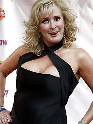With big tits milf, With big tits, Big tits celebrity, Bev callard milf, Bev callard, Bev