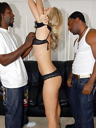 Caption, Interracial, Cuckold, Cuckold captions, Femdom, Femdom captions