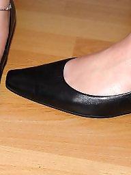 Nylon feet, Heels, Teen feet