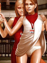 Silent hill, Gaming, Gameing, Game cartoon, Babes cartoons, Babes cartoon