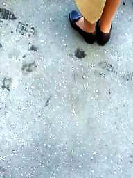 Mature feet, Amateur feet