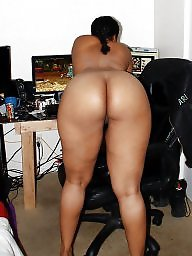 Ebony ass, Black ass, Peek