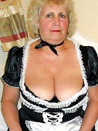 Bbw granny, Bbw grannies, Granny bbw, Clothed, Lingerie, Mature lingerie