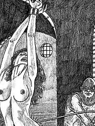 Şhow, Women bdsm, Women cartoons, Women cartoon, Punishments, Being