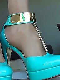 Stockings high heels, Stockings heel amateur, Stocking high heels, Mature,heels, Mature high heels, Mature heels