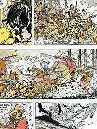 Indian, Comics, Vintage cartoon, Comic