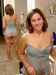 lingerie amateur milf Mature