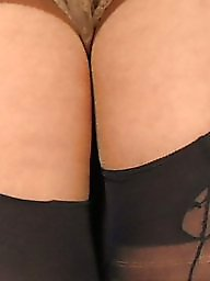 Vintage stockings, Girdles, Vintage amateur, Vintage girdle