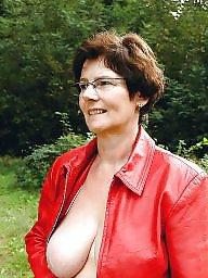 Granny, Granny big boobs, Big tits granny, Mature tits, Granny tits, Grannies