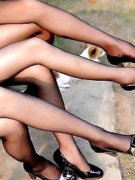 Asian stockings, Korean, Gallery