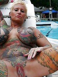 Tattooed amateur, Piercings, Piercing amateur, Piercing, Pierced, Pierce