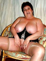 Clothed, Granny boobs, Busty mature, Mature lingerie, Lingerie, Granny