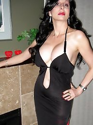 Milf in black, Lady in black, Black milf amateur, Black lady, Black amateur milf, Bdsm ladys