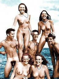 Vintage, Naked
