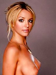 Celebrity fake, Fake tits, Britney spears