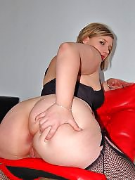 Bbw ass, Stockings