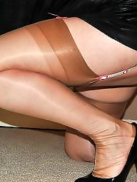 Vintage mature, Vintage stockings, Stocking, Stockings, Nylons, Stocking mature