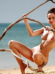 Beach, Public, Amateur beach, Public nudity, Sports, Nudity