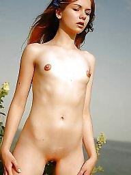 Skinny, Tiny tits, Tiny, Small