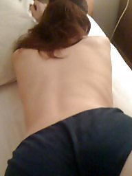 Amateur ass, Pussy, Hairy ass, Girlfriend, Hairy amateur, Hairy