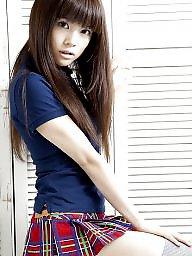 Asian upskirt, Teen upskirt