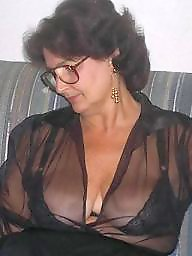 Vintage mature, Vintage amateur, Vintage, Home, Grace, At home